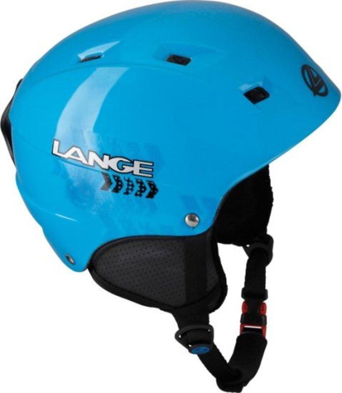 Lyžiarska helma Lange team Jr. LK1H503