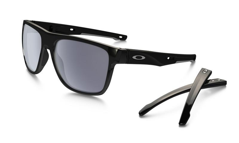 Slnečný okuliare OAKLEY Crossrange XL pol Black w/ Grey OO9360-0158