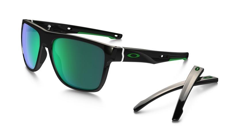 Slnečný okuliare OAKLEY Crossrange XL pol Black w/ Jade Iride OO9360-0258