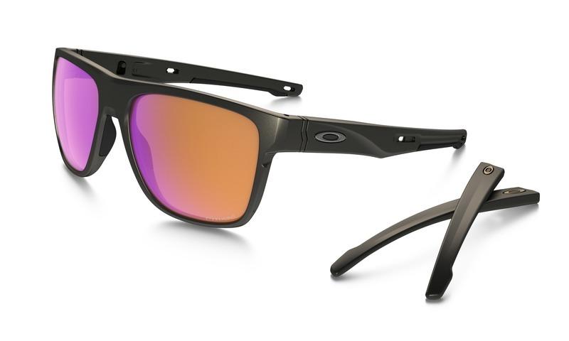 Slnečný okuliare OAKLEY Crossrange XL Carbon w/ PRIZM Trail OO9360-0358