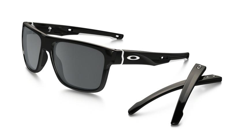 Slnečný okuliare OAKLEY Crossrange pol Black w/ Black Iridium OO9361-0257