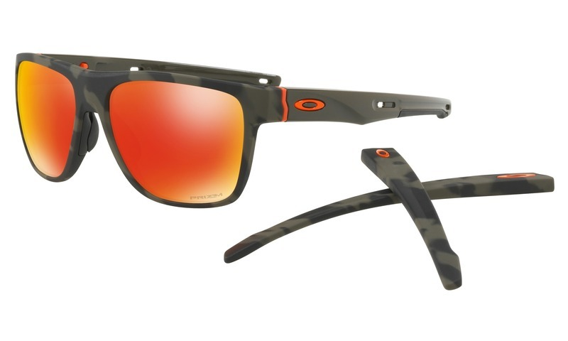 Slnečný okuliare OAKLEY Crossrange XL MtOlvCam w/ PRIZM Ruby OO9360-1158