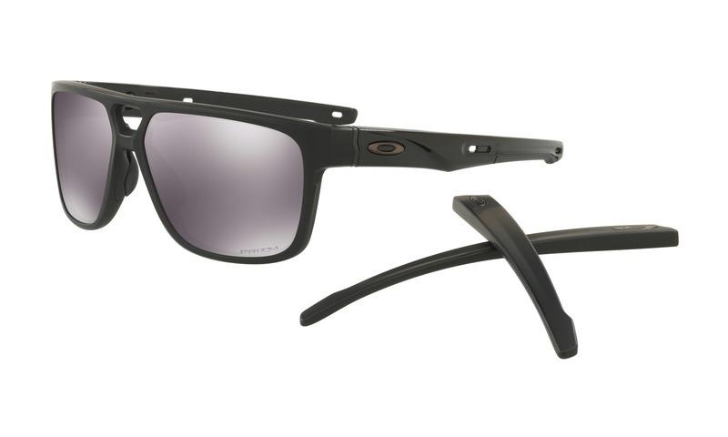 Slnečný okuliare OAKLEY Crossrange Patch MTT Blk w/ PRIZM Black OO9382-0660