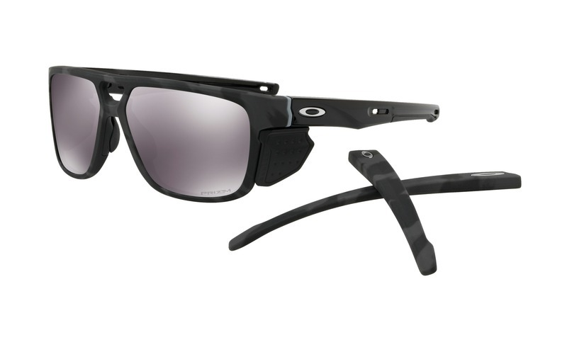 Slnečný okuliare OAKLEY Crossrange Patch Blk Camo w/ PRIZM Black OO9382-0760