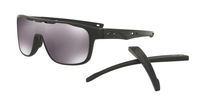 Slnečný okuliare OAKLEY Crossrange Shield MTT Blk w/ PRIZM Black OO9387-0231