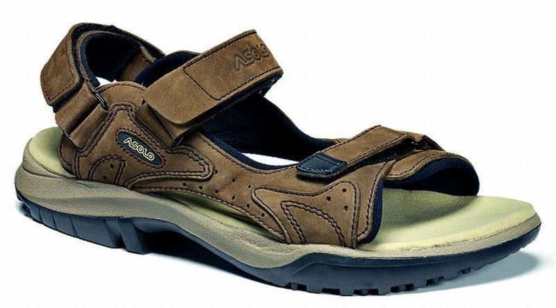 Sandále Asolo Metropolis 519 hnedá 6 UK