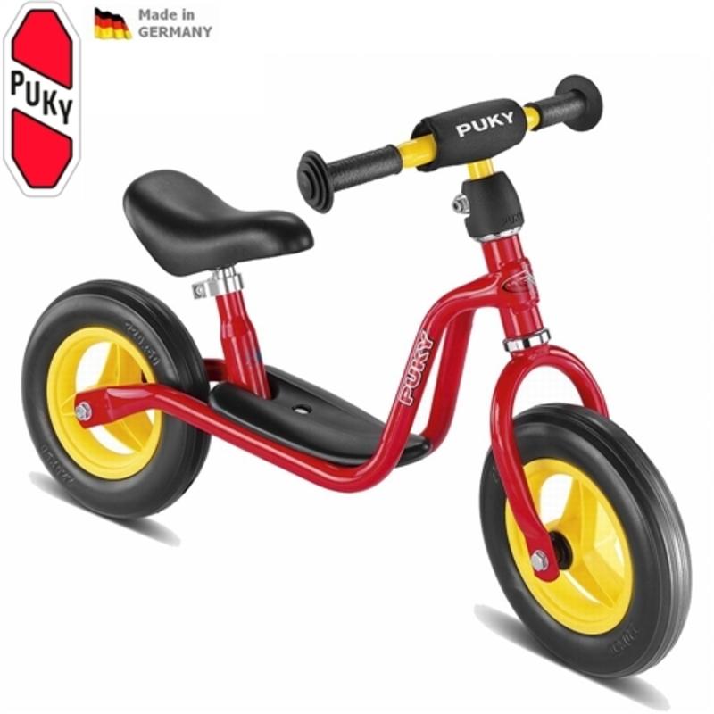 Odrážadlo PUKY Learner Bike Medium LR M červené