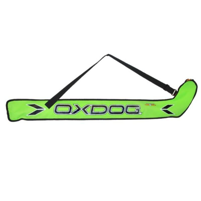Florbalová taška OXDOG 2C STICKBAG junior orange / green
