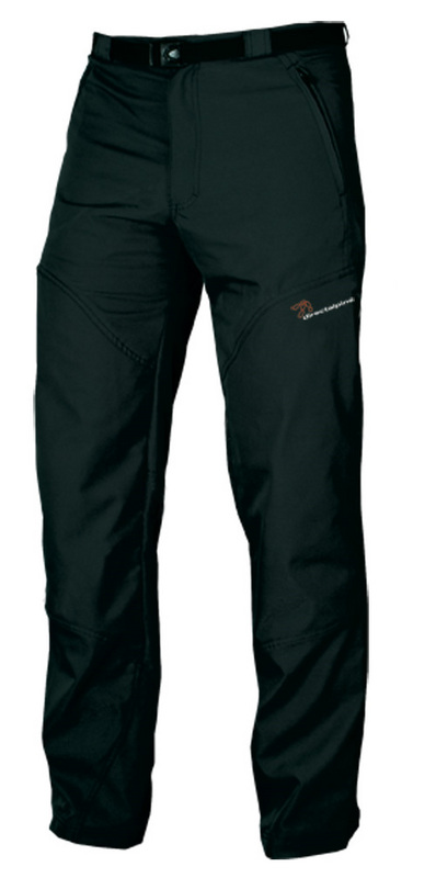 Nohavice Direct Alpine Patrol Black  XL