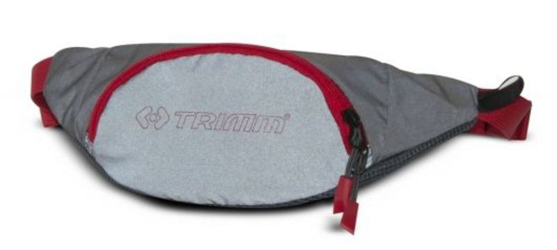 Ľadvinka Trimm Travel Mate black reflective