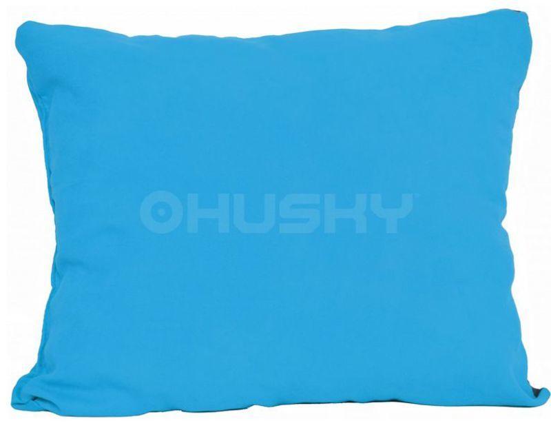 Vankúšik Husky Pillow modrý