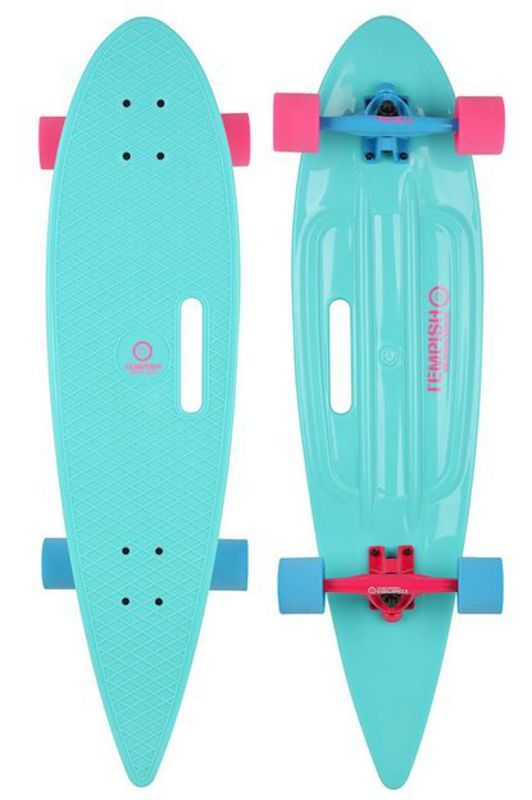 "Longboard Tempish BUFFY 36"" pintail blue"