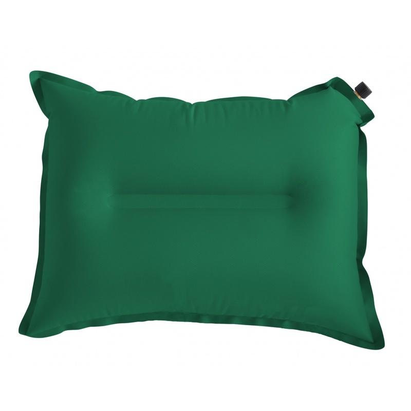 Vankúšik Husky Fluffy zelená