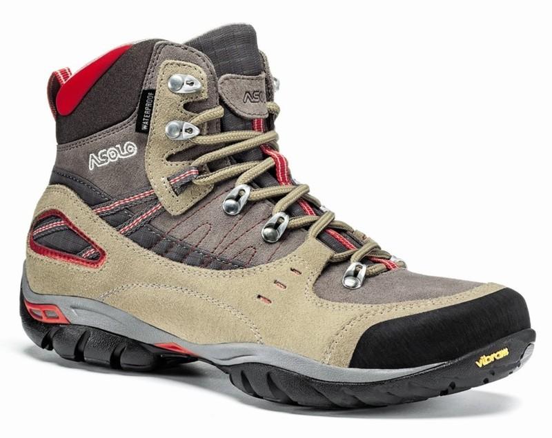 Dámske topánky Asolo Yuma GV A598 dark sand / cendre