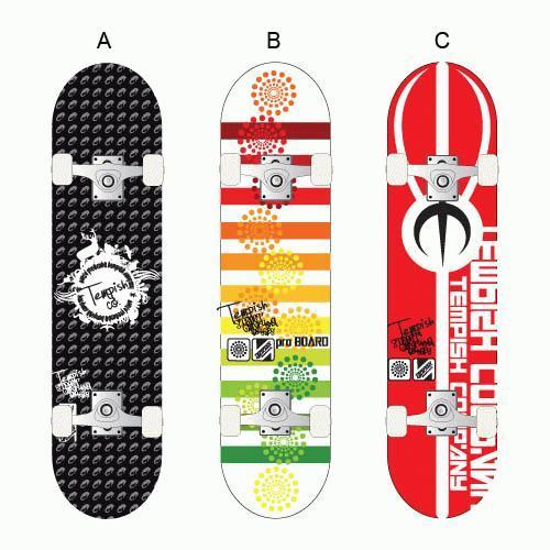 Skateboard Tempish PROFI LINE