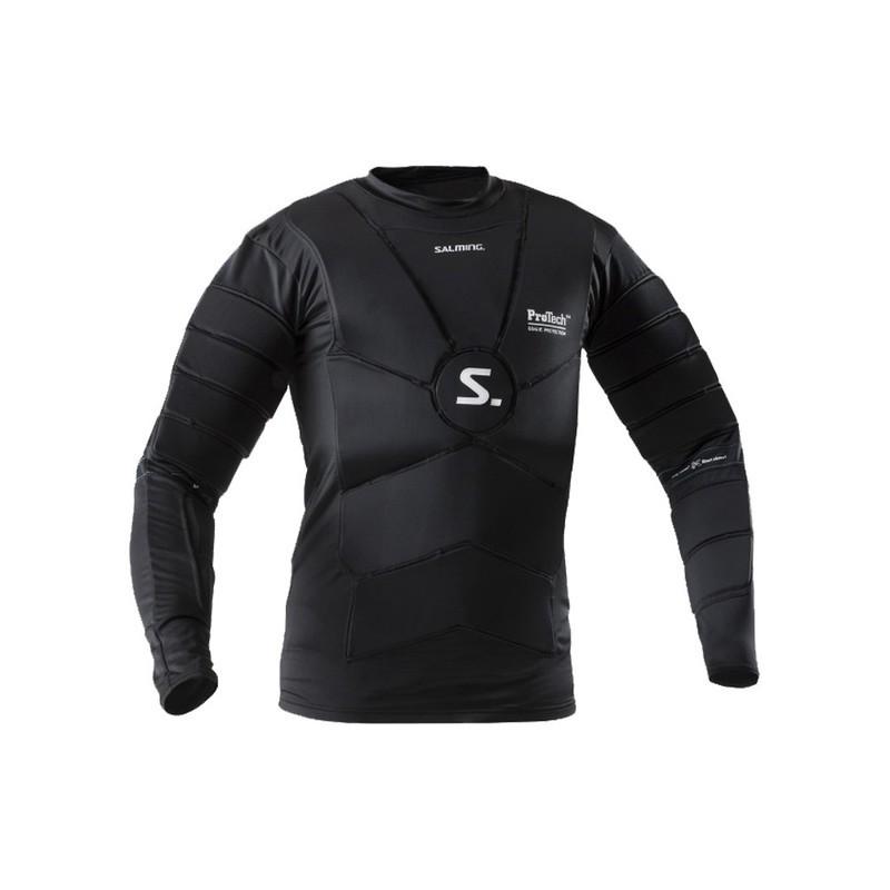 Brankárska vesta Salming ProTech Core LS Goalie Jsy