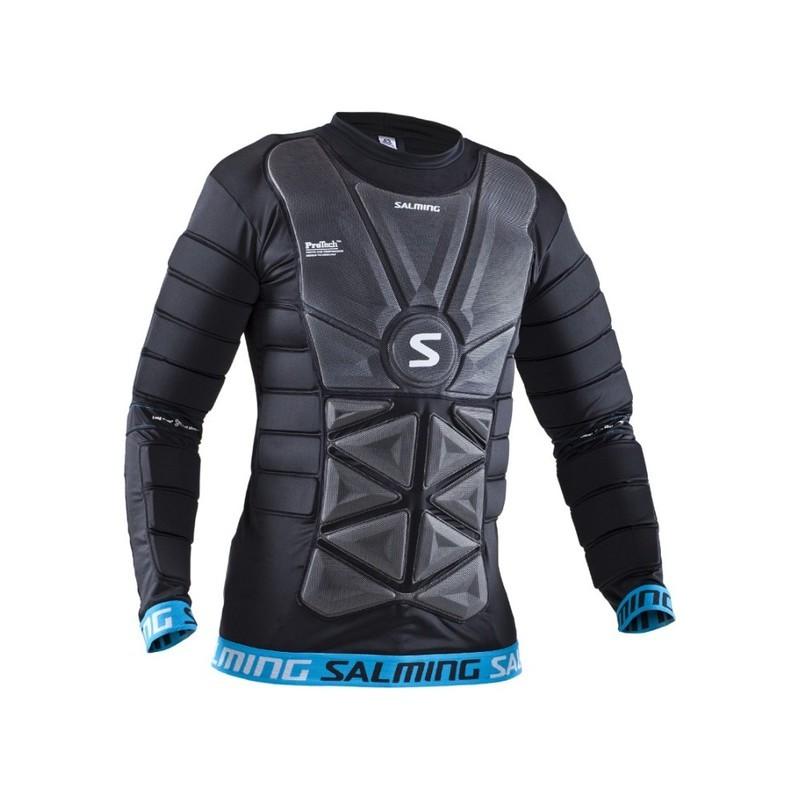 Brankárska vesta Salming Protech Pro Goalie LS Jsy
