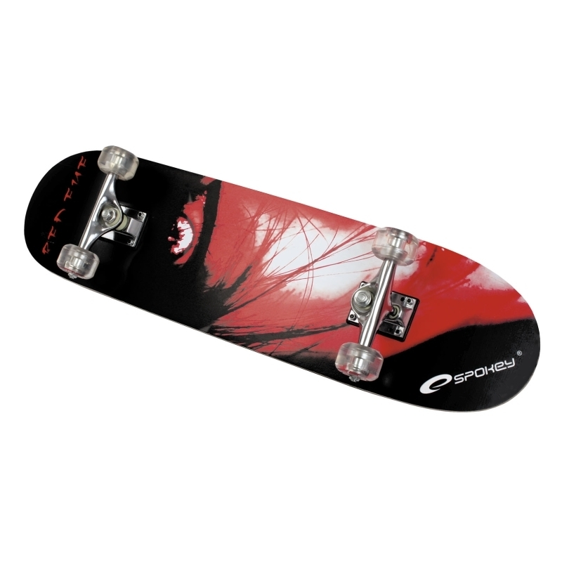 Skateboard Spokey RED EYE