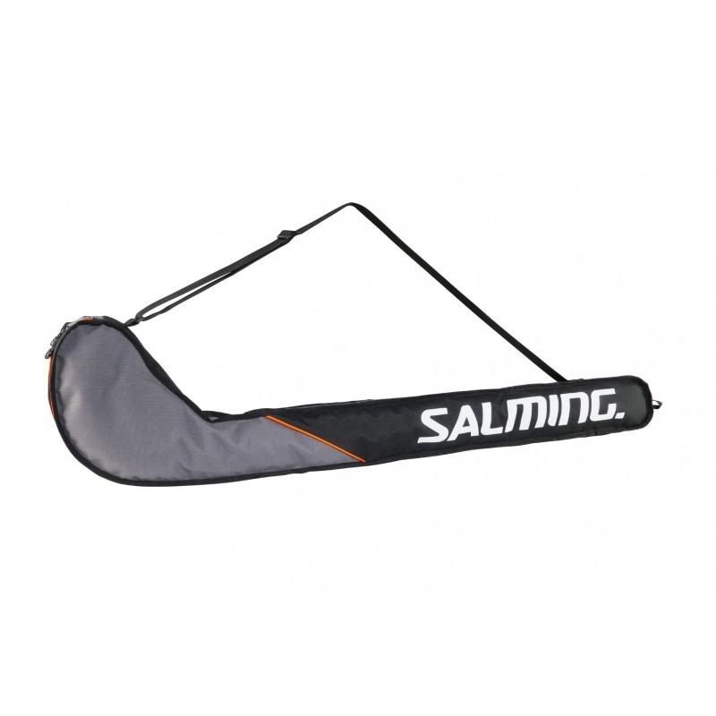 Vak Salming Tour Stickbag Senior Black/Grey