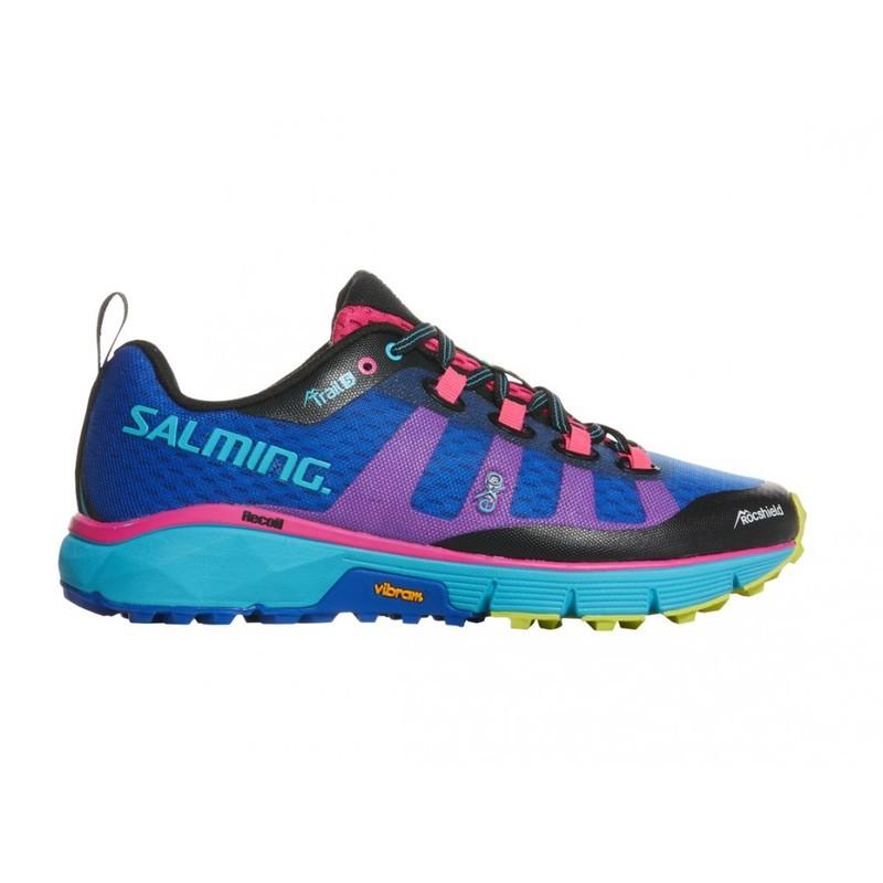 Topánky Salming Trail 5 Women Blue Sapphire 6,5 UK