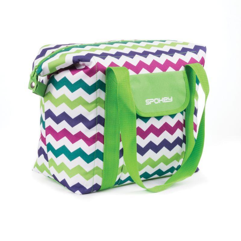 Plážová termo taška Spokey SAN REMO zelená