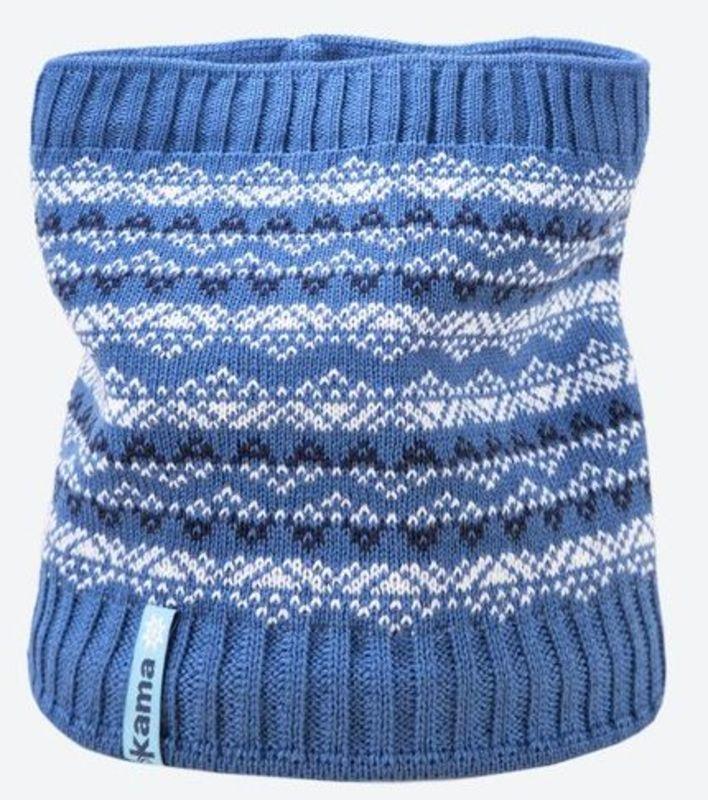 Detský pletený Merino nákrčník SB11 107