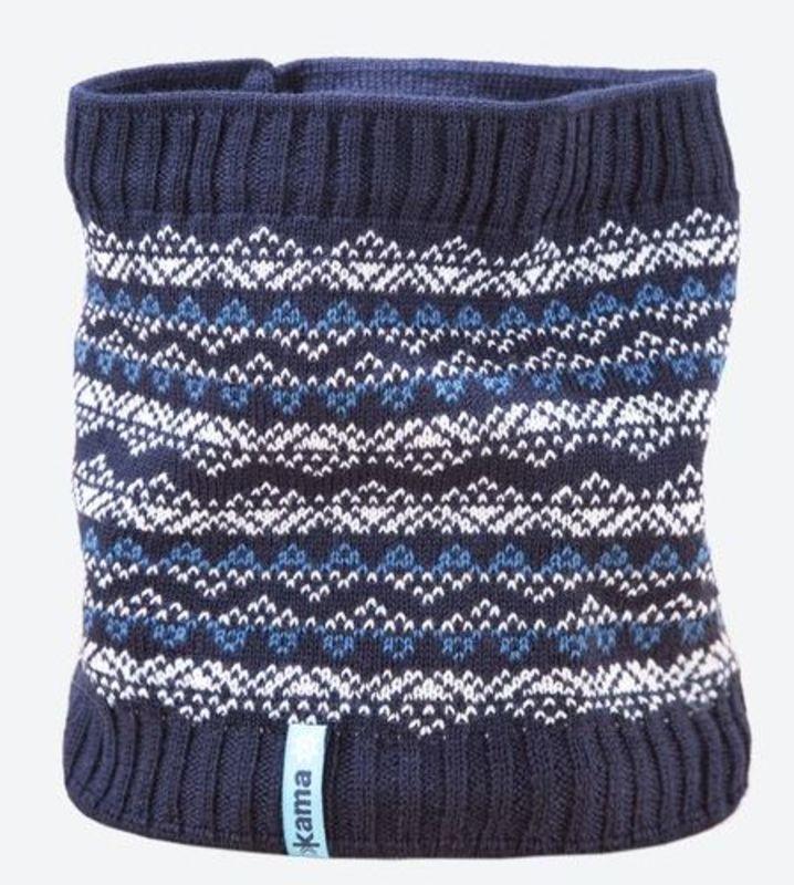 Detský pletený Merino nákrčník SB11 108