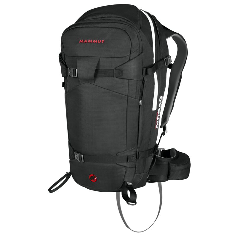 Batoh MAMMUT Pro Removable Airbag 3.0 ready black