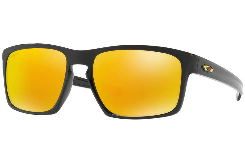 0f355d2c5 Slnečný okuliare OAKLEY Sliver VR46 Polished Black w / fire Iride OO9262-27
