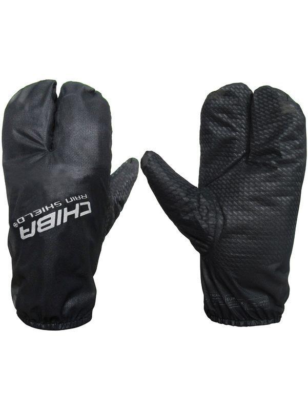 Slabé nepremokavé návleky na rukavice Chiba RAIN SHIELD SUPERLIGHT 31247.10 XL