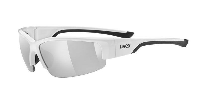 Športové okuliare Uvex Sportstyle 215 white black (8216)