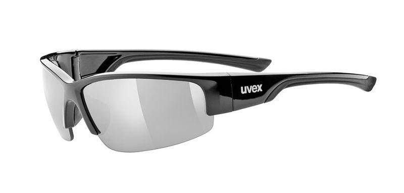 Športové okuliare Uvex Sportstyle 215 black (2216)