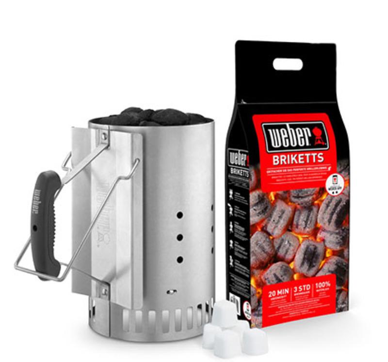 Zapaľovací set Weber Rapid Fire 1013