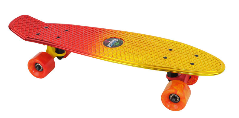 Skateboard Tempish BUFFY STAR gold