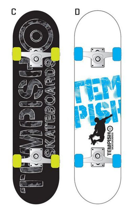 Skateboard Tempish STREET BOSS