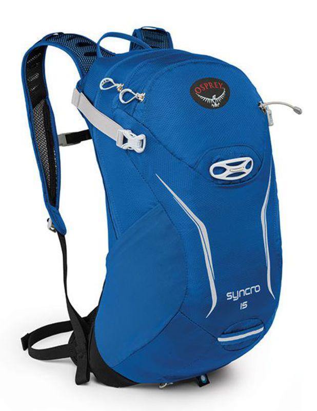 Batoh Osprey Syncro 15 Blue Racer