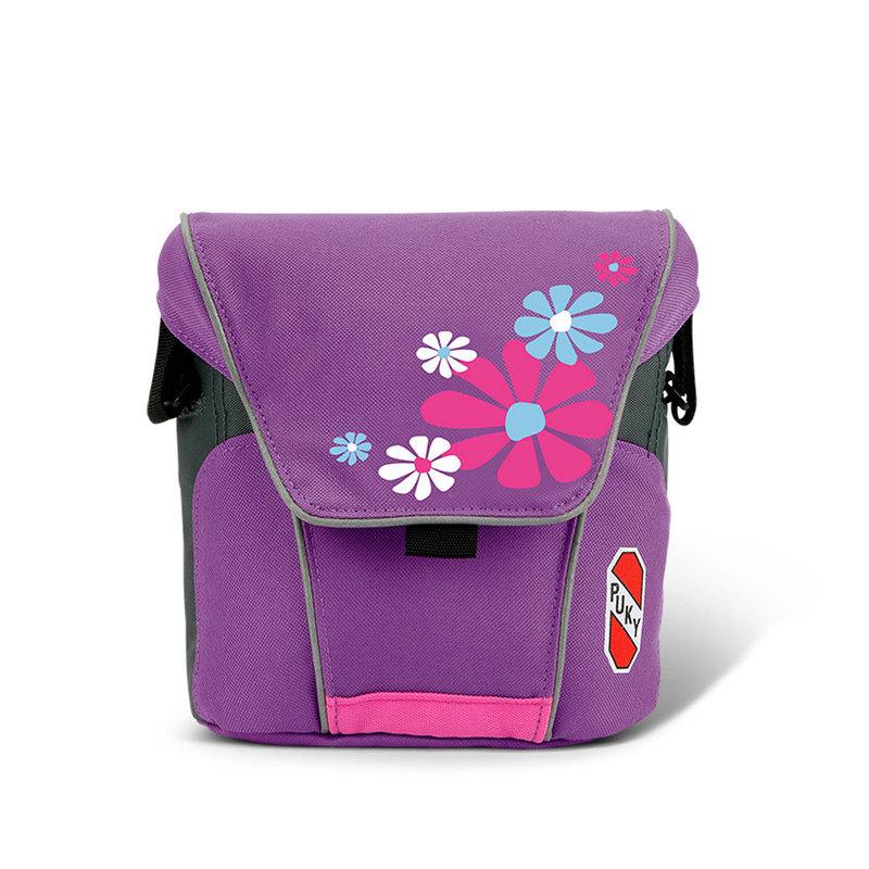 Taška na riadidlá pre kolobežky a jazdné kolesá lovely fialová 9722