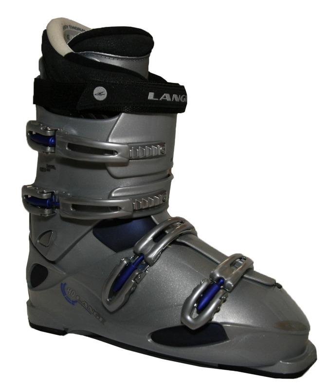 Lyžiarske topánky Lange Vec-S 40