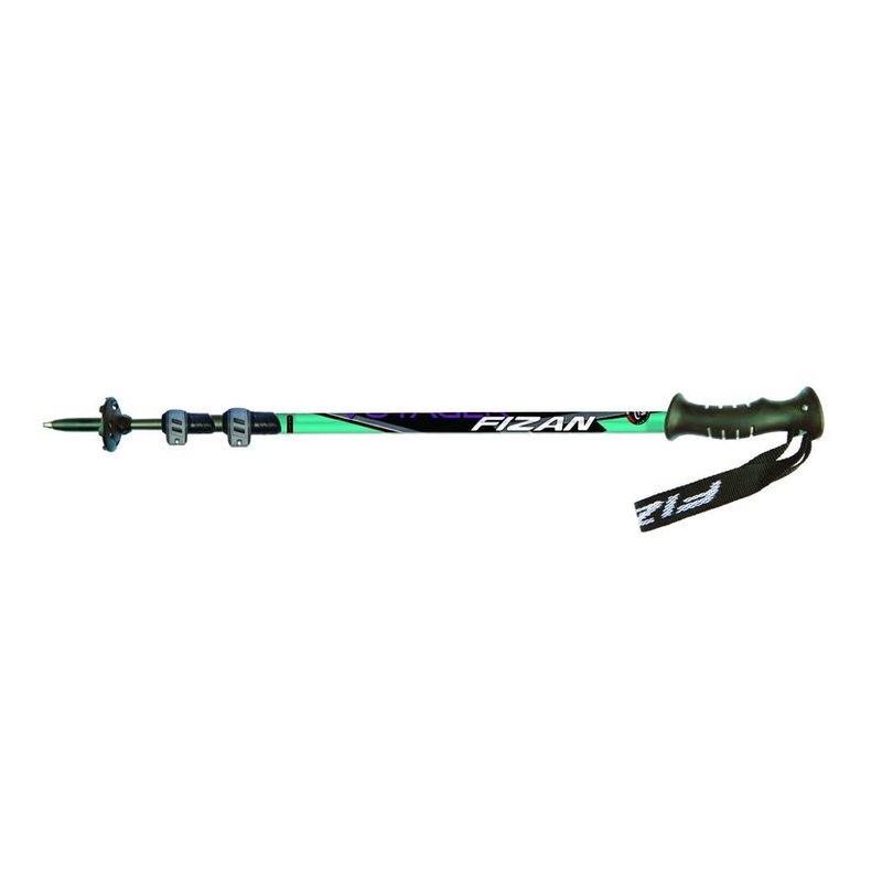 Trekové palice FIZAN Voyager zelená