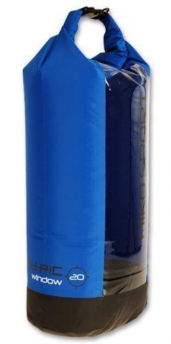 Lodný vak Hiko sport Window Cylindric 20L 80100