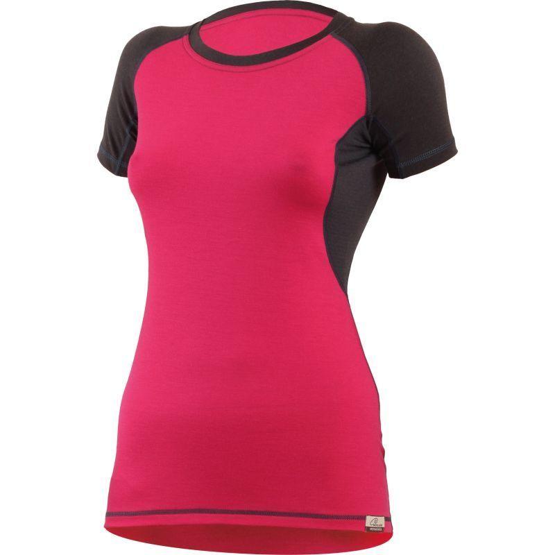Merino triko Lasting ZITA 4780 ružové vlnené XXL