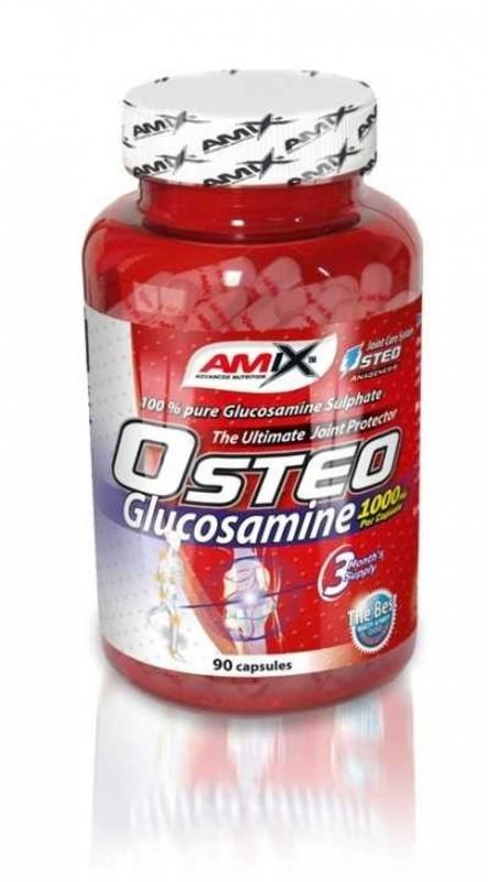 Amix Osteo Glucosamine 1000mg, 90 kapsúl