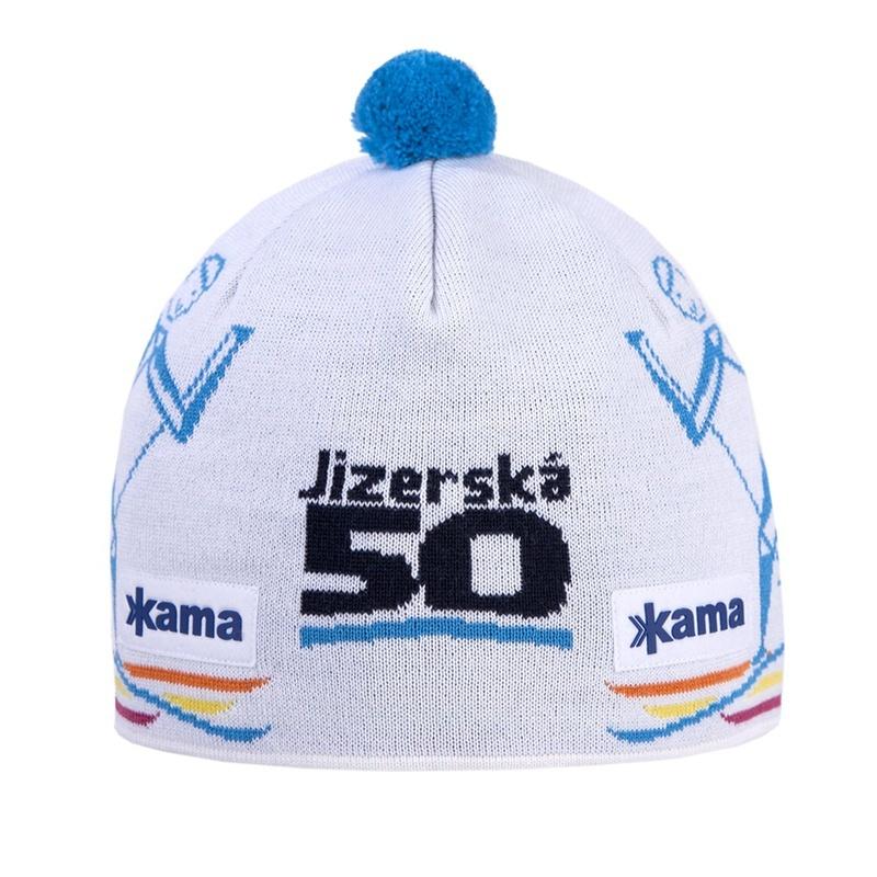 Čiapky Kama J50 101 prírodne biela 2015