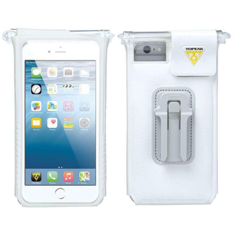 Obal Topeak SmartPhone DryBag pre iPhone 6 Plus, 7 Plus biela TT9842W