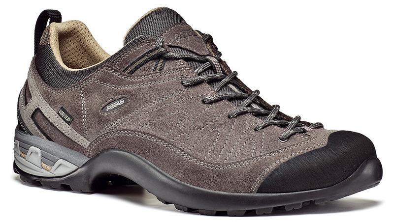 Topánky Asolo Rift A284 tmavo sivá