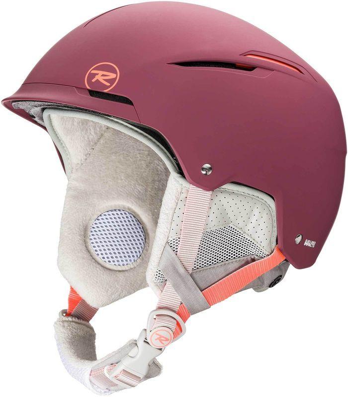 Lyžiarska helma Rossignol Templar Impacts W purple RKIH403