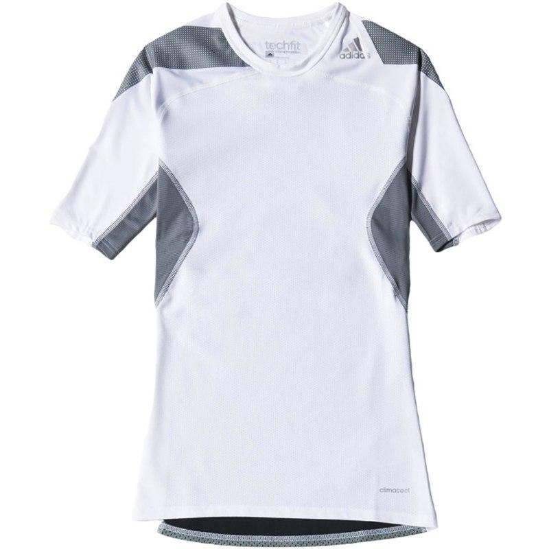 Tričko adidas TechFit Cool Short Sleeve Tee S19442