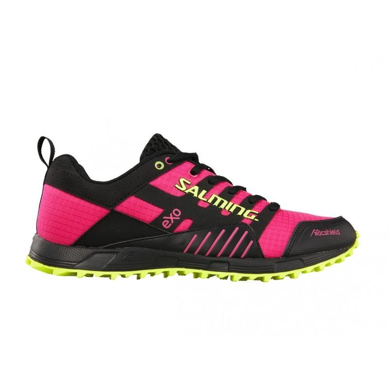 Topánky Salming Trail T4 Women Black / PinkGlo 7,5 UK