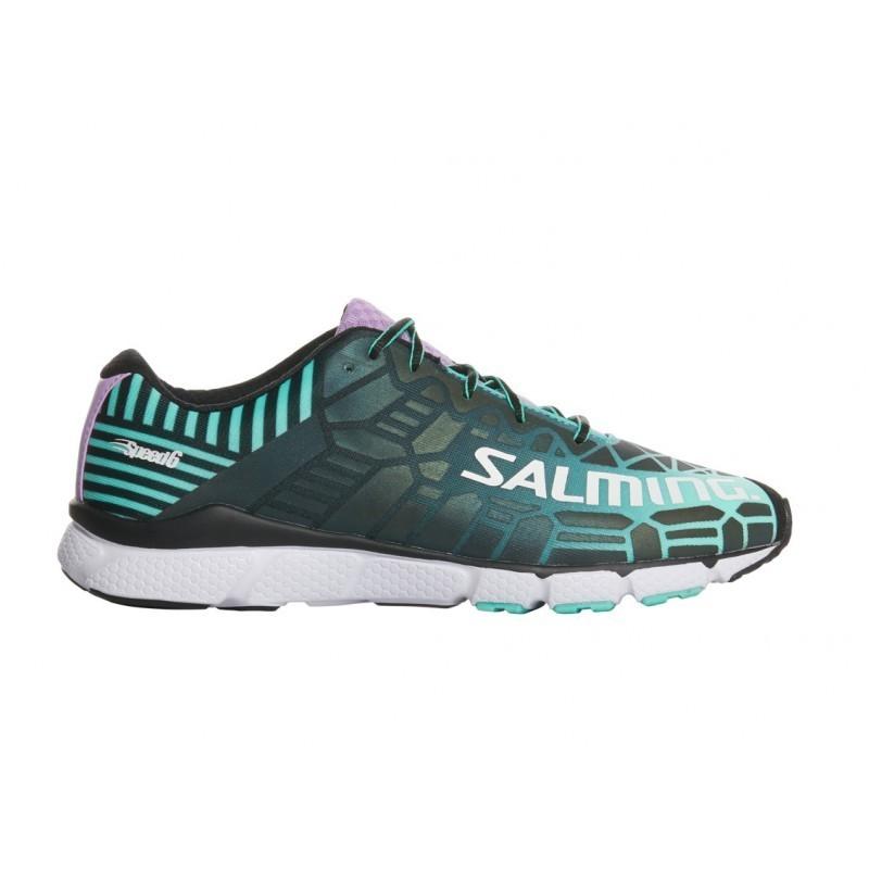 Topánky Salming Speed 6 Women Green 4 UK
