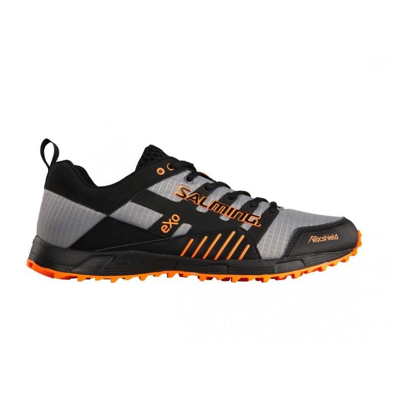Topánky Salming Trail T4 Men Black / DarkGrey 7,5 UK